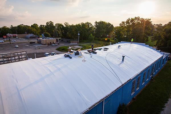 institutional-roof-building